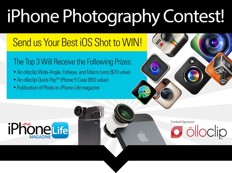 iPhone Life iPhoneography Contest
