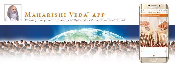 Maharishi Veda App