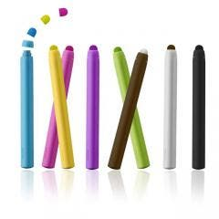 O!tool Stylus-R Colors Your Rainbow with Refills