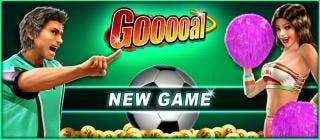 "《Slots Paradise》FIFA World Cup! New Game ""Gooooal""!"