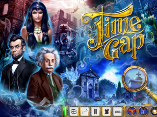 Time Gap HD Hidden Object - Quantum Jump over the Black Hole
