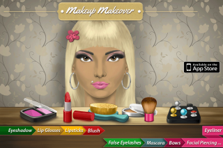 Express Your Creativity With Beauty Salon - Makeup Game by Webelinx - Be a True Beautician
