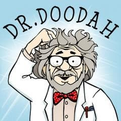 "New Kids App ""Dr. Doodah: 100 First Things"" Has Hit the App Store!!!"
