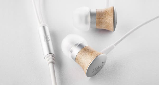 Meze Debuts the 11 Deco, Wooden In-Ear Headphones.