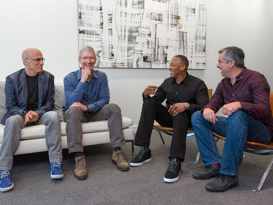 From Compton to Cupertino: Apple Buys Beats and Hires Dr. Dre.