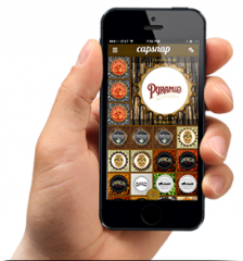 CapSnap for iPhone®, a fun way to discover and share your favorite beer with friends.