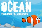 Ocean - Coloring Puzzles for Kids - Android Press Release