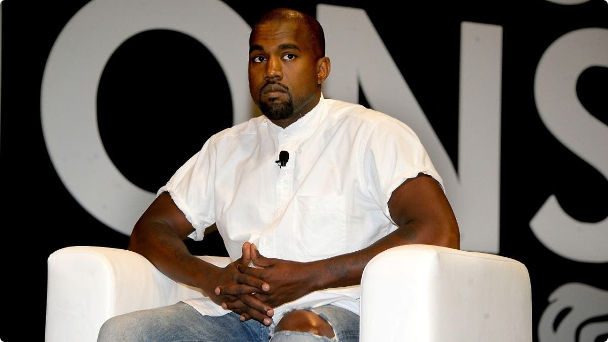 Rapper Kanye West Weighs in on Apple/Beats Merger