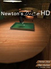 Newton's Dice HD for iPad released – Already a #1 hit in Italy