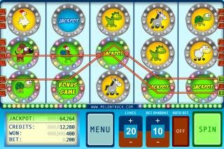 Physics Mini Game Slots Introduces Better Design and More Payouts!