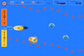 Seashell Run Now Available in iTunes AppStore!