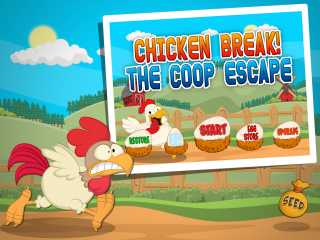 New free App: Chicken Break! - The Coop Escape