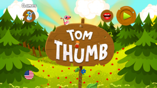 The classic tale of Tom Thumb is available now on the App Store!