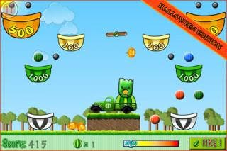 Get Ready To Shoot Pumpkins in Halloween Edition of the iPhone Game Melon Truck!