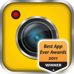 1TapVideo for iOS Wins - 2011 Best App Ever Award - in Video Category