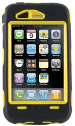 OtterBox Defender Yellow