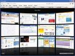 Safari - Display favorite sites