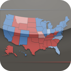 Introducing 2012 Map: The Presidential Election App