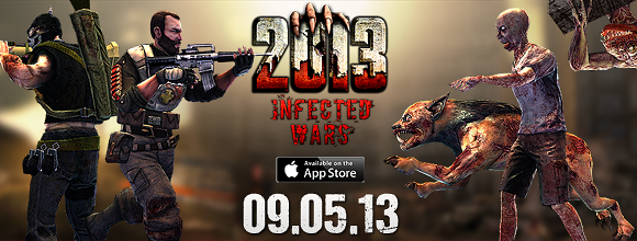 Game-Centered: 2013 Infected Wars