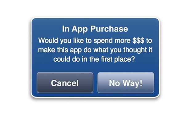 In App Purchase Graphic