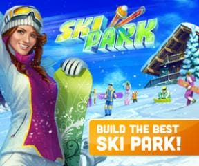 Ragcat Games announses city-builder and hidden objects game Ski Park HD: Create The Best Mountain Resort