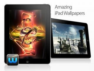 ★ Decorate your Boring iPad with 3D Wallpaper Pro ★