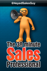 """The 30 Minute Sales Professional"" App"