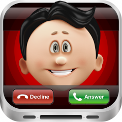 Call Screen Maker 1.0 - Fun Way to See Who's Calling You