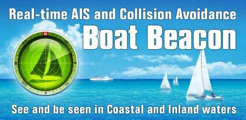 Siva's Reviews: Boat Beacon Navigation App