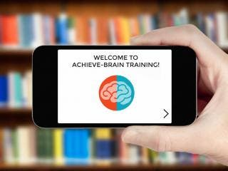 Achieve - Brain Training on iOS and Android