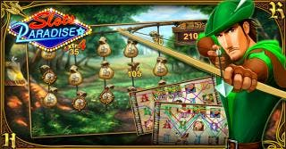 《Slots Paradise》Weekend Fun Party! New Featured Game! 120% More Exp!