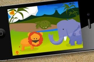 eduGAME Release Toddler Activity Island - A game to shout about