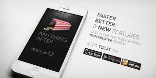 Newest Version of Anything After App Brings Faster, Better, More Feature-rich Experience to Movie Lovers