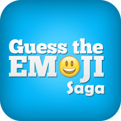 Guess The Emoji Saga- Think you can guess them all?