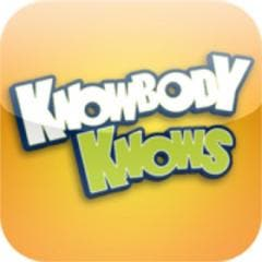 You can now play a Party Game anytime, anywhere, with the new Knowbody Knows, a free App on iPhone & Android.