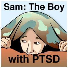 eReading: Sam, the Boy with PTSD a great new app for children who suffer from Post-Traumatic Stress Syndrome