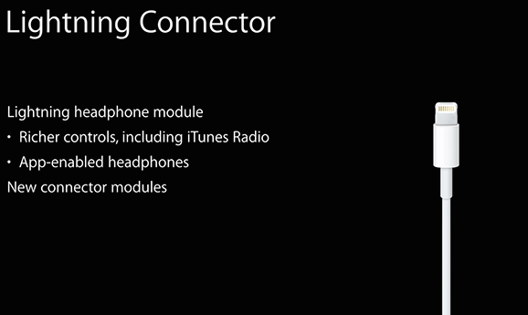 WWDC 2014, Lightning Connected Headphones and a New Game Control