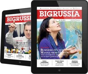 iPad Magazine BIGRUSSIA: Russia Through Eyes of Foreigners Who Conduct Their Business There