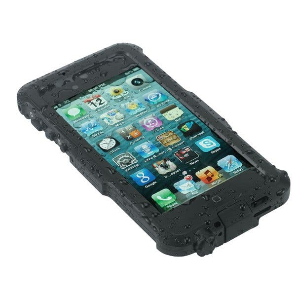 Introducing the Bravo Waterproof, Shockproof Aluminum Case for the iPhone 5/5s