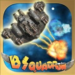 The Arcade Shooter : B-Squadron Battle for Earth hits the AppStore !