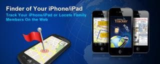 Finder of Your iPhone/iPad/iPod