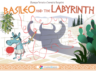 Basileo: Greek Myths seen with the eyes of a child!