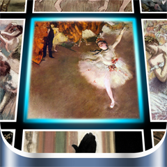 Art App Best Of Degas is Released For iOS