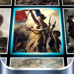 Art App Best Of Delacroix is Released For iOS