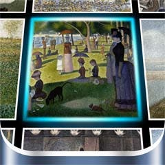 Art App Best Of Seurat is Released For iOS
