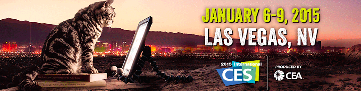 CES 2015: What to Expect.
