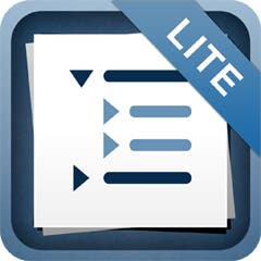 Cloud Outliner Lite 1.2 Free for OS X - Versatile OPML/PDF Outline Maker