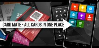 CardMate-ultimate loyalty card manager