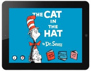 "Oceanhouse Media's Dr. Seuss Apps On Sale for  Dr. Seuss's ""Hats Off to Reading"" Birthday Celebration"