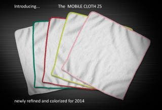 MOBiLE CLOTH proclaimed as Magic Cloth by tech writer